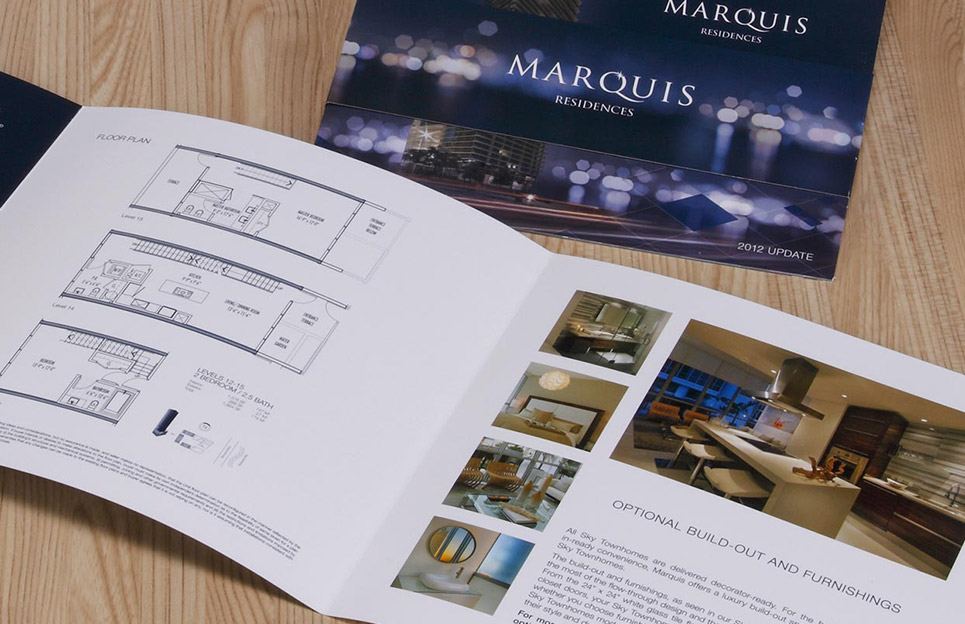 Branding Agency: Marquis Residences 'Think Expansive'