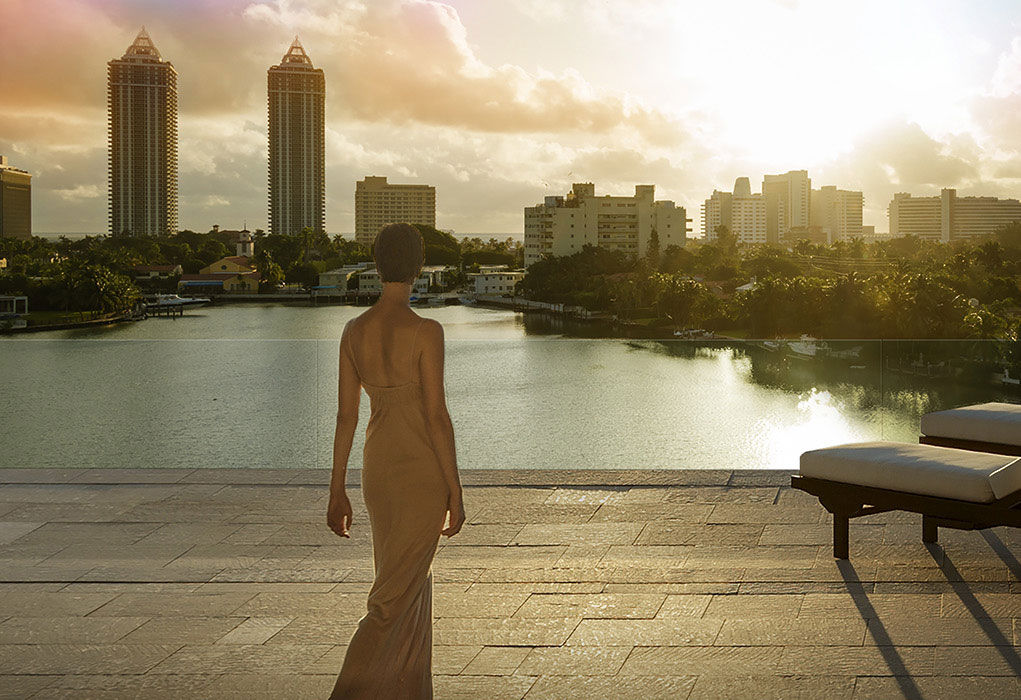 The Ritz-Carlton Residences: Selling 'The Private Side of Miami Beach'