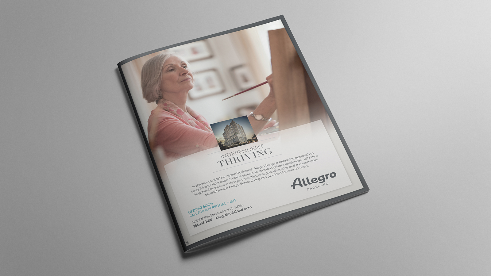Allegro Dadeland marketing by LGD