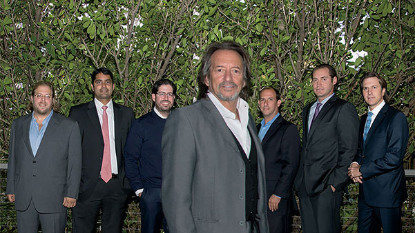LGD President And Chief Creative Officer Len Dugow Moderates Miami Developer Roundtable
