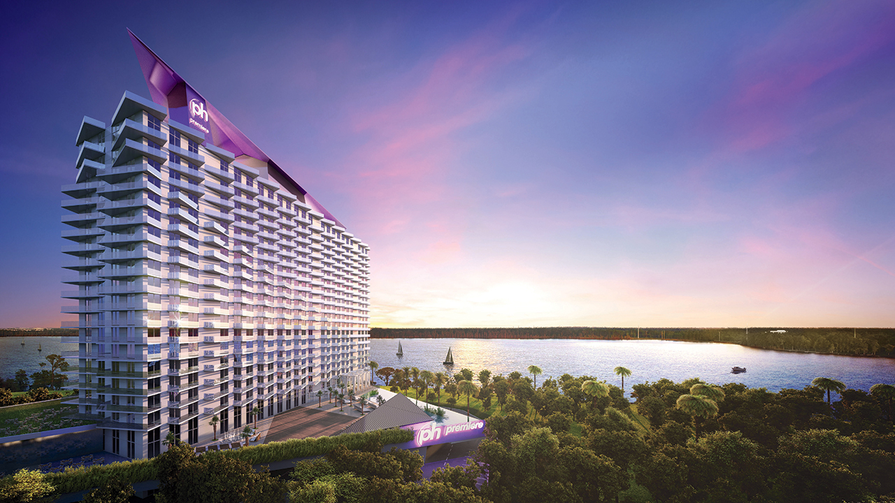 Orlando's Most Distinguished Condo Hotel Premieres With Branding by LGD